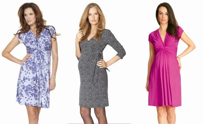 Be comfortably chic with our maternity wear. Stick to classic white or black or try new colors and prints. Our maternity wear features easy-to-wear dresses, cute knits and blouses, denim and a variety of smart and stylish accessories.