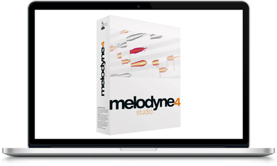 Celemony Melodyne Studio 4 v4.2.4.001 Full Version