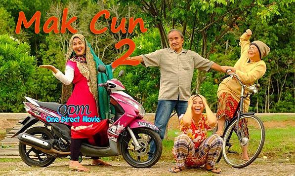 Drama Mak Cun 2 Slot Zehra TV3 (2016)