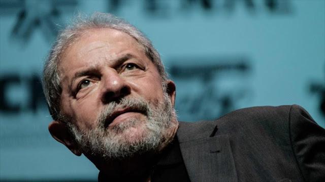 Lula: Usurpadores del poder inventaron pedaleos fiscales contra Rousseff