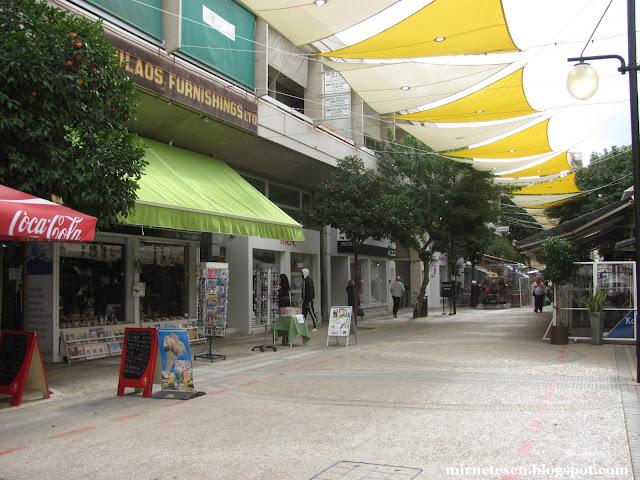 Никосия - улица Ледрас