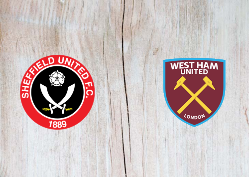 Sheffield United vs West Ham United -Highlights 22 November 2020