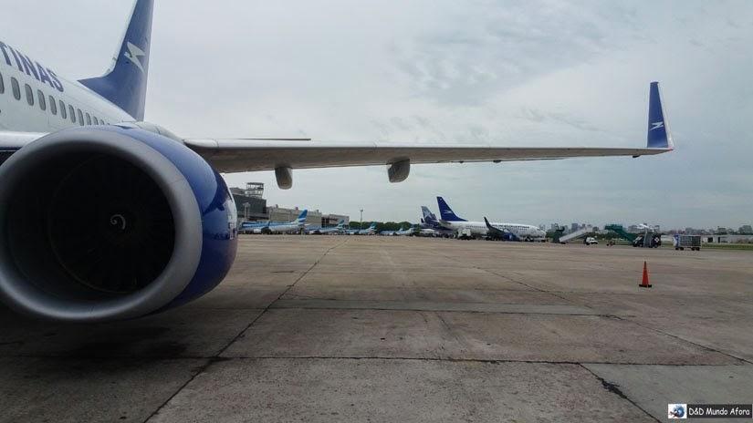 Aerolínieas Argentinas