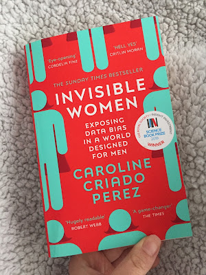 Book review: Invisible Women by Caroline Criado Perez