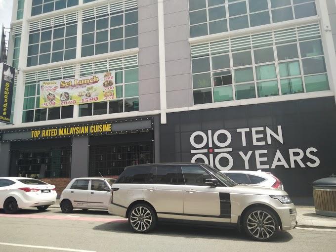 Authentic Malaysian Food @Ten Years Restaurant Sri Petaling