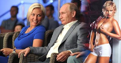 Vladimir Putin, Natalia Ragozina