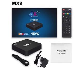 MX9 4K 5G UHD 4K