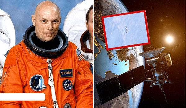 Phi hành gia NASA tuyên bố nhìn thấy sinh vật hình rắn trong lúc thực hiện nhiệm vụ không gian