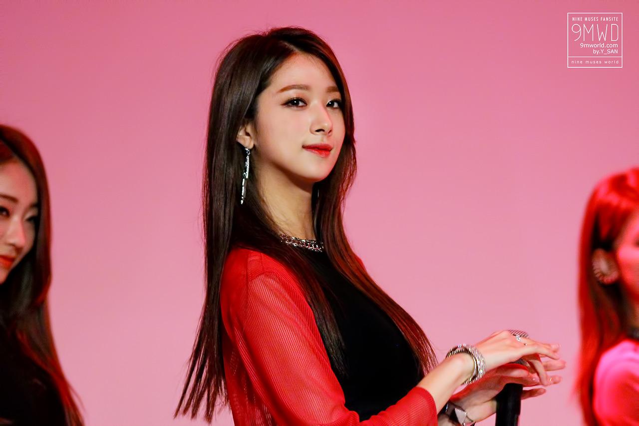 Nine Muses : Changwon Hope Concert @ Park Minha