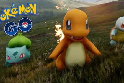 Asyik Bermain Pokemon Go, 2 Orang Jatuh Ke Jurang