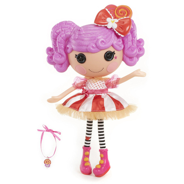 Lalaloopsy Super Silly Party Large Doll- Peanut Big Top