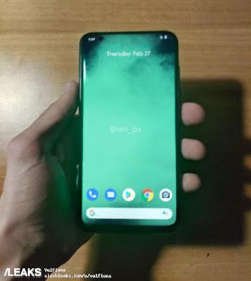 هاتف Pixel 4a google
