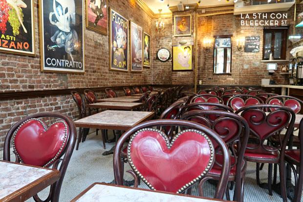 restaurantes mas romanticos de Nueva York cafe lalo