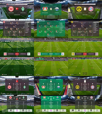 PES 2020  German Scoreboard Pack by 1002Mb