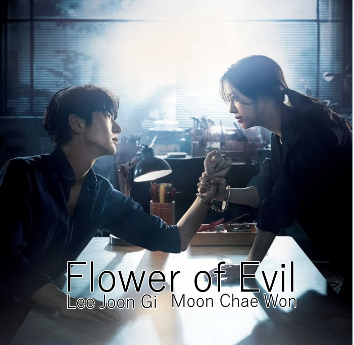 Tonton Korean Drama Flower of Evil (Starring Lee Joon Gi and Moon Chae Won)