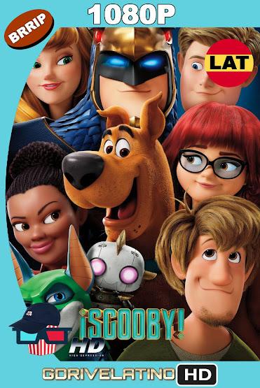 ¡Scooby! (2020) BRRip 1080p Latino-Ingles MKV