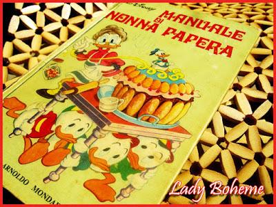 hiperica di lady boheme blog di cucina, ricette facili e veloci. Ricetta caponatina incendiaria dal Manuale di Nonna Papera