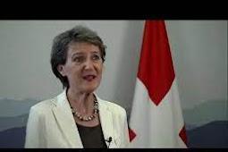 Inilah Pidato Presiden Konfederasi Swiss, Simonetta Sommaruga di Debat Umum PBB ke 75