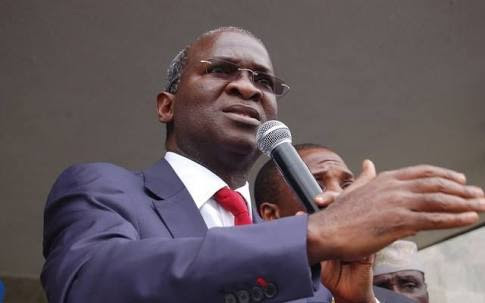 TB: Nigerian Anti-corruption Activists Drag Fashola To EFCC Over N78 Million Website Scandal