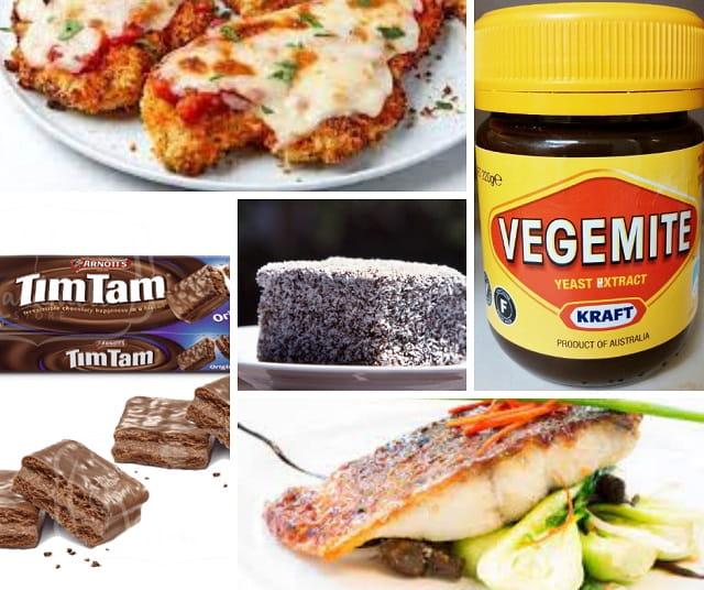 comidas tipicas australia