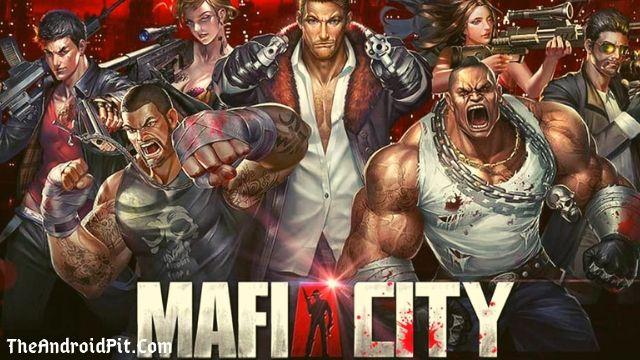 Mafia City Mod Apk Revdl
