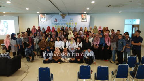 Acara Roadshow Serempak.id 2017 di Yogyakarta