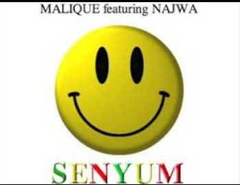 Download Lagu Malique ft Najwa - Senyum mp3 Terbaru 2018