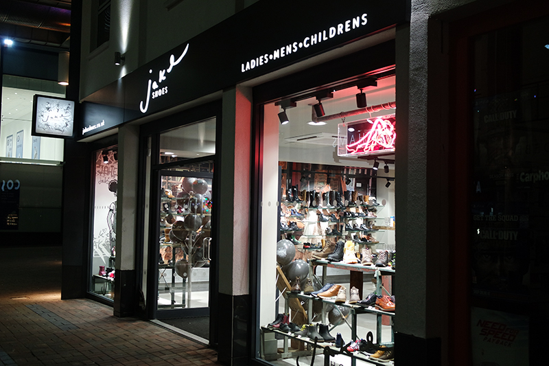 New Jake Shoes Store Stamford Quarter