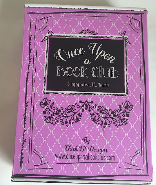 Once Upon A Book Club August 2016