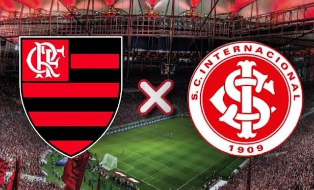 Assista aos melhores momentos de Flamengo x Internacional