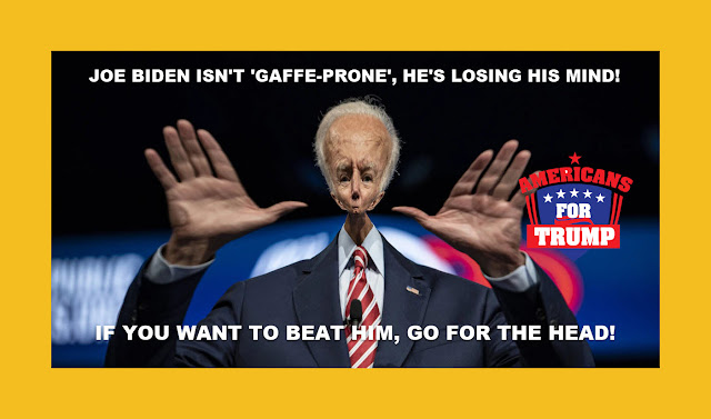 Memes: JOE BIDEN IS LOSING HIS MIND!