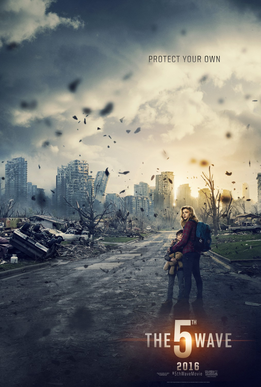 Nonton Film The 5th Wave (2016)