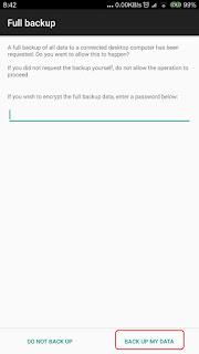 Cara install Firmware Via ADB