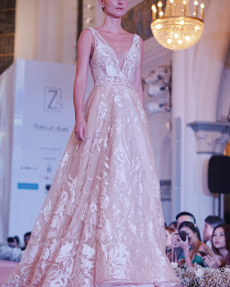 z wedding gown