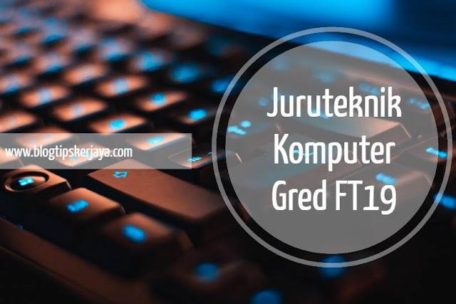 Contoh Soalan Temuduga Juruteknik Komputer FT19