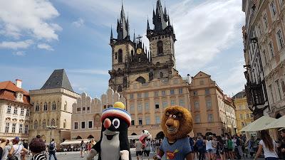 Praga in un giorno