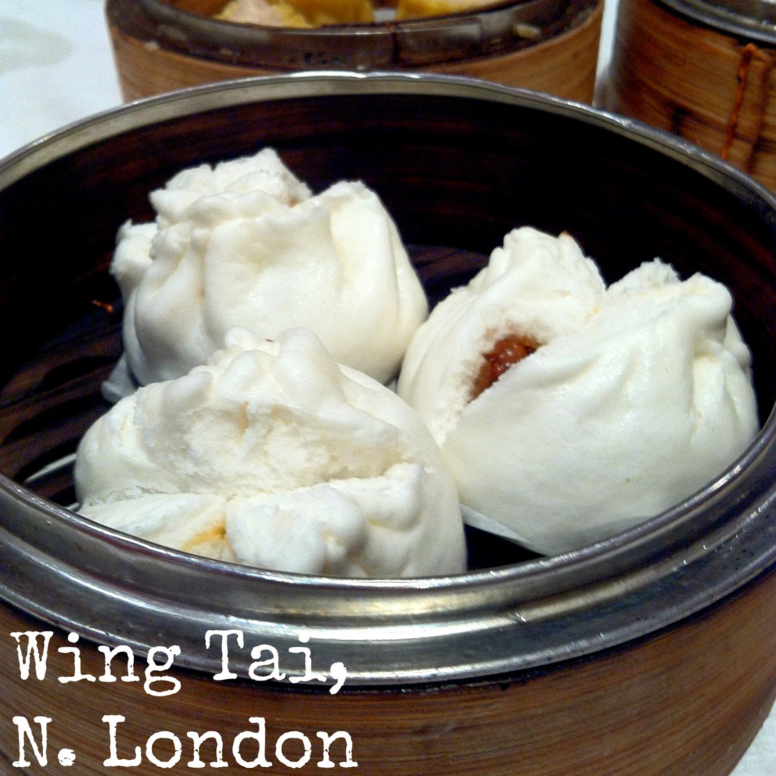 A break from work today means a trip to Wing Tai - delicious dim sum near Staples Corner in London! Here I review the delicious dishes we sampled.