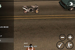 Car Spawner (Vehicle Spawner) GTA San Andreas for Android