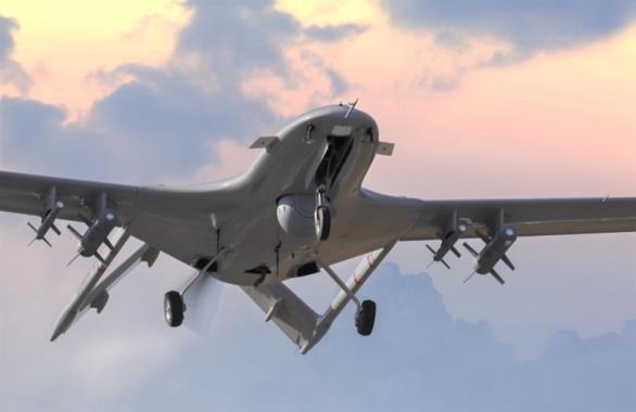 Οπλισμένα τουρκικά drones σε Αιγαίο και Έβρο