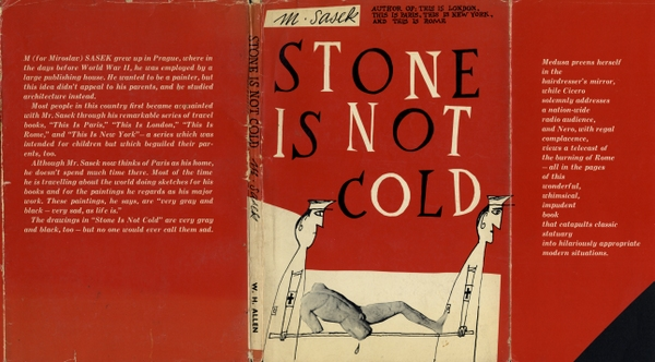 M. Sasek - Stone is not Cold (1961) | W. Allen. London