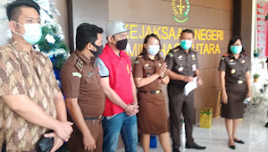 Kajari Eksekusi Analis Kredit Pegadaian ke Hotel Prodeo Malendeng