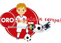 LogoLatte Oro ti porta in Campo: vinci coppie di biglietti per lo stadio di Genova ( solo Liguria)