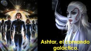 Ashtar, el comando galáctico.