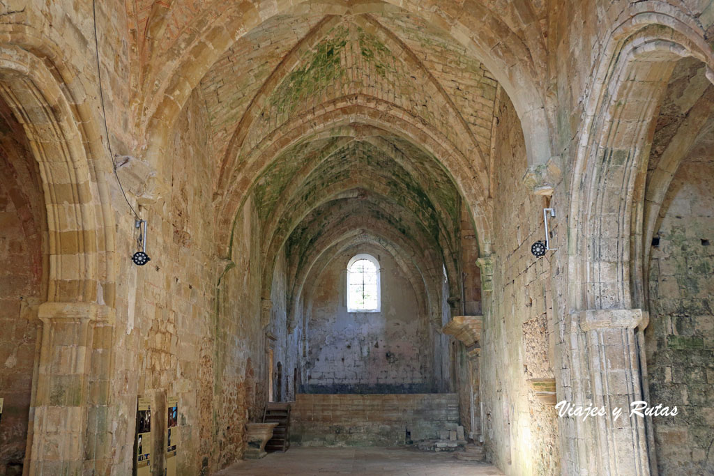 Iglesia de santa María de Rioseco