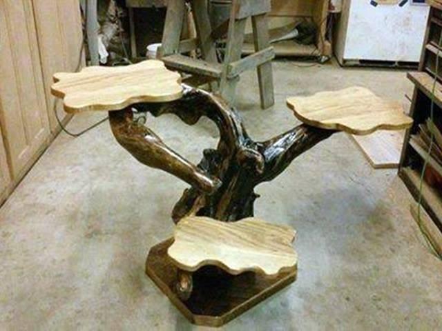 Best%2BEye%2BCatching%2BUnique%2BHandmade%2BWood%2BCrafts%2BTables%2Band%2BSeats%2B%25285%2529 22 Best Eye Catching Unique Handmade Wood Crafts Tables and Seats Interior