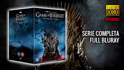 Game of Thrones Serie Completa BD50 1
