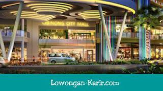 Loker cibinong city mall bogor terbaru