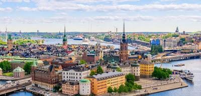 Turismo en Estocolmo, Suecia