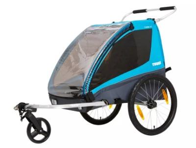 Thule Coaster fietskar / wandelwagen
