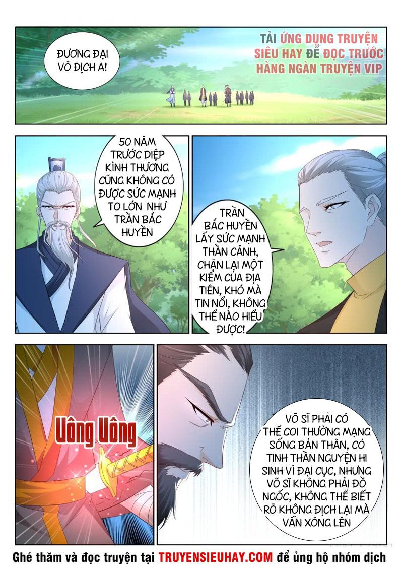 Trọng Sinh Đô Thị Tu Tiên chap 294 - Trang 5